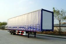 通华13.6米19.5吨2轴厢式运输半挂车(THT9271XXY01)