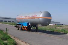 昌骅10.2米15.1吨2轴液化气体运输半挂车(HCH9270GYQ)