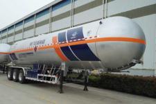 宏图13米24.4吨3轴液化气体运输半挂车(HT9409GYQA)