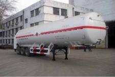 宝环13米19.9吨3轴低温液体运输半挂车(HDS9402GDY)