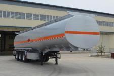 金碧12.1米30.1吨3轴易燃液体罐式运输半挂车(PJQ9401GRYH)
