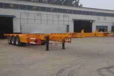成事达12.5米34吨3集装箱运输半挂车