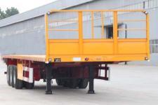 成事达12.5米33.5吨3轴平板半挂车(SCD9400P)