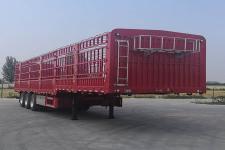 成事达12.5米32吨3轴仓栅式运输半挂车(SCD9401CCY)