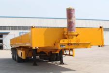 自卸半挂车 轻量化设计 砂石料运输利器