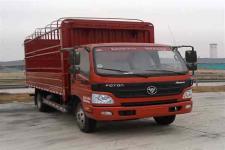 福田欧马可国五单桥仓栅式运输车118-156马力5吨以下(BJ5049CCY-A3)