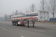 宝环13米4.3吨3轴液压子站高压气体长管半挂车(HDS9409GGY)