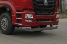 豪瀚牌ZZ4255N27C6E1C型牵引汽车图片