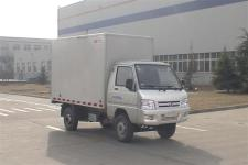 时代汽车国五微型厢式运输车61-86马力5吨以下(BJ5030XXY-F3)