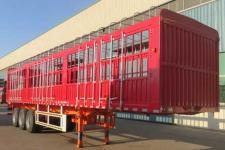 路飞11米33.7吨3轴仓栅式运输半挂车(YFZ9406CCYLF)