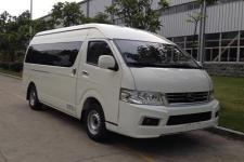 5.5米|10-14座金龙轻型客车(XMQ6552BEG5)