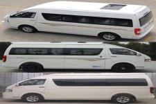 金龙牌XMQ6552BEG5型轻型客车图片2