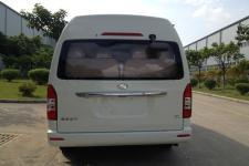 金龙牌XMQ6552BEG5型轻型客车图片3
