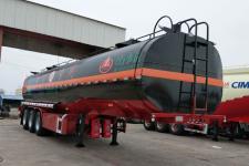 万事达11.5米30.1吨3轴沥青运输半挂车(SDW9402GLY)
