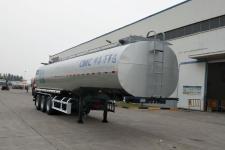 万事达11.5米30.3吨3轴液态食品运输半挂车(SDW9400GYS)