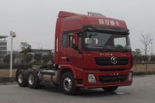 陕汽牌SX42584X344TL型牵引汽车
