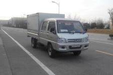 时代汽车国五微型翼开启厢式车61马力5吨以下(BJ5030XYK-F4)