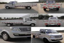 东风牌DXK1021TKF9型载货汽车图片