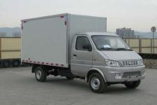 长安跨越国五微型厢式运输车88马力5吨以下(SC5031XXYAGD51)