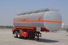 昌骅8.7米27.7吨2轴运油半挂车(HCH9350GYY35)