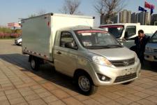 福田奥铃国五微型翼开启厢式车86-112马力5吨以下(BJ5026XYK-A1)