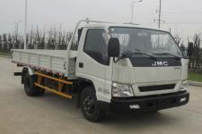 江铃汽车国五单桥货车116马力5吨以下(JX1042TG25)