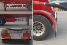 郓宇牌YJY9400GFL型中密度粉粒物料运输半挂车图片