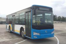 10.5米金旅混合动力城市客车