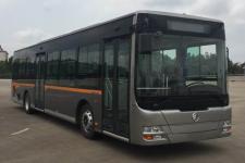 12米金旅混合动力城市客车