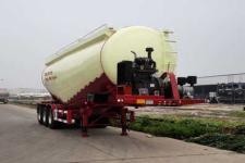 万事达9.9米31.2吨3轴下灰半挂车(SDW9408GXH)