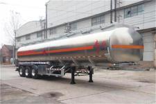东风12.9米33.5吨3轴铝合金运油半挂车(DFZ9405GYY)