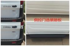 江铃全顺牌JX6533TB-M5型多用途乘用车图片2