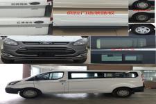 江铃全顺牌JX6533P-M5型多用途乘用车图片2