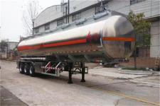 东风12.6米32.7吨3轴铝合金运油半挂车(DFZ9406GYY)