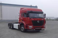豪瀚牌ZZ4255V3936E1C型牽引汽車
