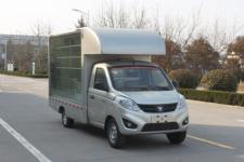 福田奥铃国五微型宣传车86-112马力5吨以下(BJ5036XXC-AB)