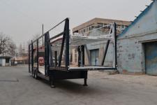 环达13.8米11.5吨2轴乘用车辆运输半挂车(BJQ9190TCC)