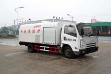 华威驰乐牌SGZ5079GQXJX5型护栏清洗车
