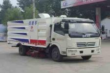 东风多利卡扫路车,8吨扫路车,大多利卡扫路车
