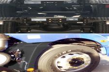 陕汽牌SX3310MB366A型自卸汽车图片