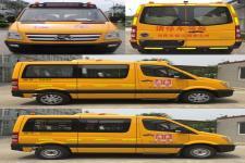 金龍牌XMQ6533KSD51型幼兒專用校車圖片2