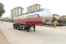 东风10.8米31.7吨3轴氧化性物品罐式运输半挂车(DFZ9400GYW)