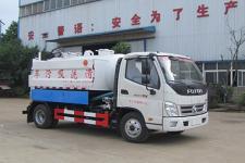 國5福田奧鈴清洗吸污車廠家直銷價格最低