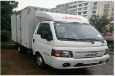 江淮牌HFC5030XXYPV7E1B3V-1型厢式运输车图片