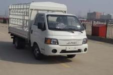 江淮康铃国五单桥仓栅式运输车87马力5吨以下(HFC5030CCYPV7E2B3V)