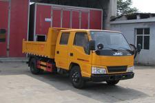 国五江铃自卸式垃圾车