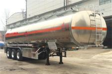 东风牌DFZ9409GYY型铝合金运油半挂车