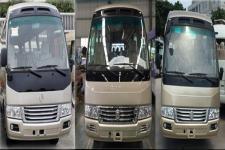 金旅牌XML6729J15C型城市客车图片4