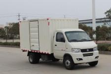 东风小霸王国五单桥厢式运输车87马力5吨以下(DFA5030XXY50Q6AC)