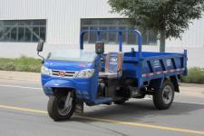 兰驼牌7YP-1450D6型自卸三轮汽车图片